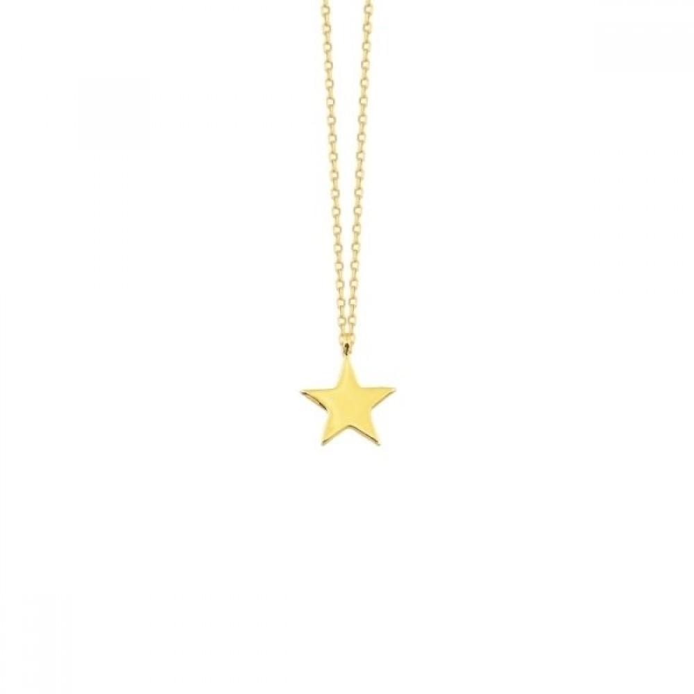 1.61 Gram Yıldız Kolye
