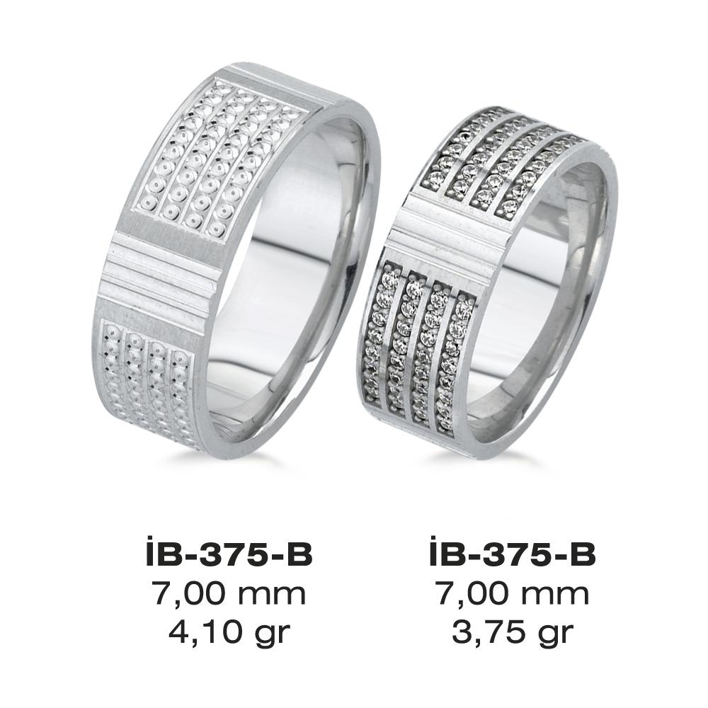 Gümüş Alyans Modeli